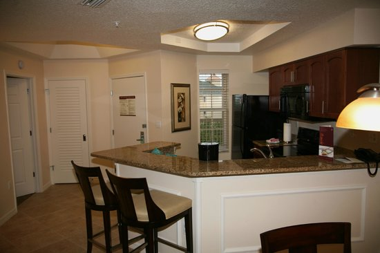 Sheraton Vistana Resort - Lake Buena Vista : Fully Equipped Kitchen
