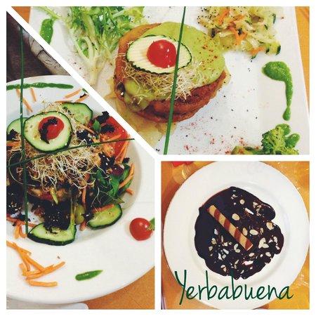 Yerbabuena : I wish you could taste it