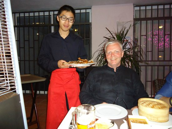 Shanghai Chic: The roasted duck