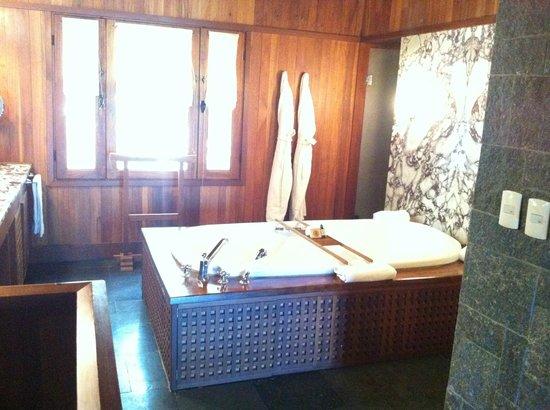 Carmelo Resort & Spa. A Hyatt Hotel: Banheira