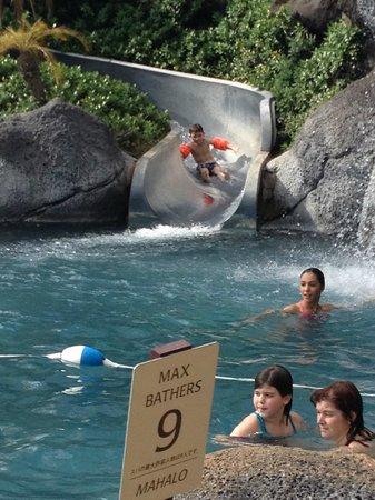 Hilton Hawaiian Village Waikiki Beach Resort: 1 of like 4 slides