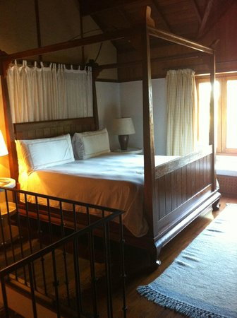 Carmelo Resort & Spa. A Hyatt Hotel: Cama do quarto