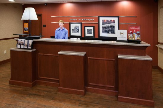 Hampton Inn & Suites Wilmington : Friendly service, clean rooms, and comfortable surroundings, we guarantee it!