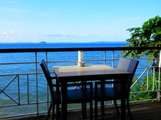 Allamanda Hotel : Resto-bar