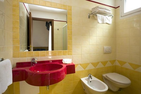 Hotel Arena: Bagno