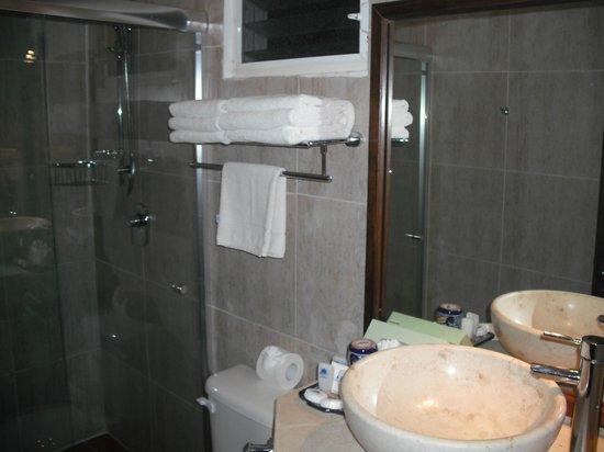 PavoReal Beach Resort Tulum: Il bagno della mia stanza