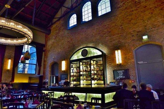 Restaurant Druckwasserwerk: Die Bar
