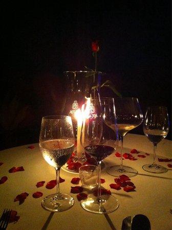 Vila Joya : Das Restaurant. Fantastisch