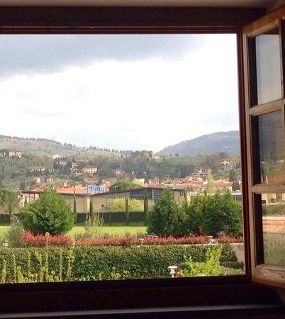 Villa Olmi Firenze : View from the room