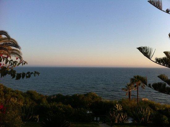 Vila Joya: Aussicht auf den Ozean von unserem Balkon