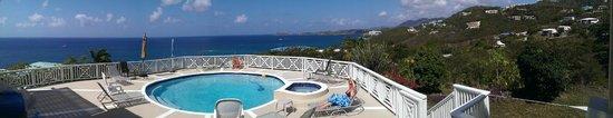 Villa Marbella Suites: The view