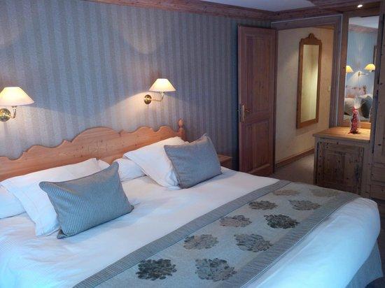 Hotel Christiania : chambre