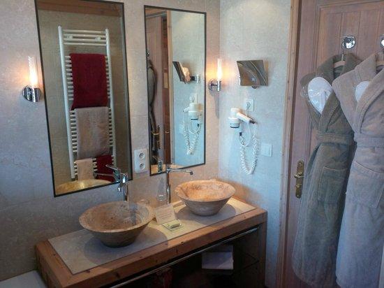 Hotel Christiania : salle de bains