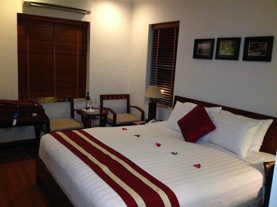 Hanoi Elegance Emerald Hotel: penthouse
