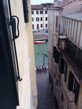 Palazzo Cendon: Из окна номера