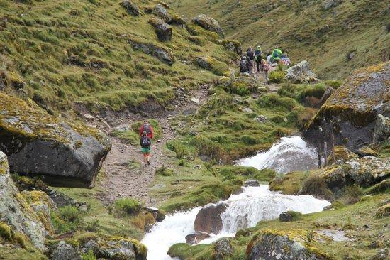 Marvelous Peru: 2º dia do trekking Salkantay. Foto de Mari Baldissera, 2014.