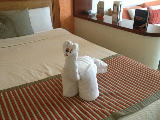 Grand Sirenis Riviera Maya Resort & Spa : Room