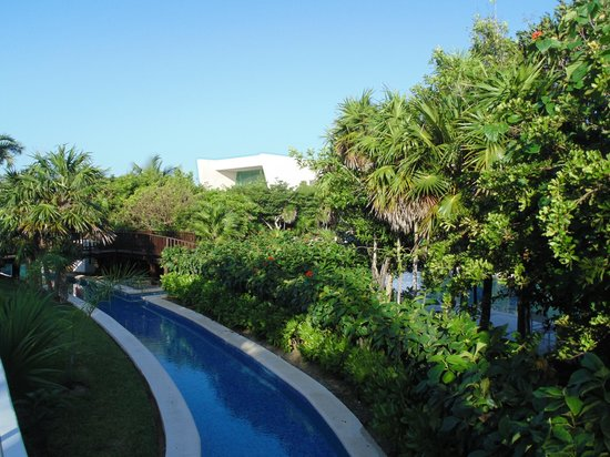 Grand Sirenis Riviera Maya Resort & Spa : Lazy river