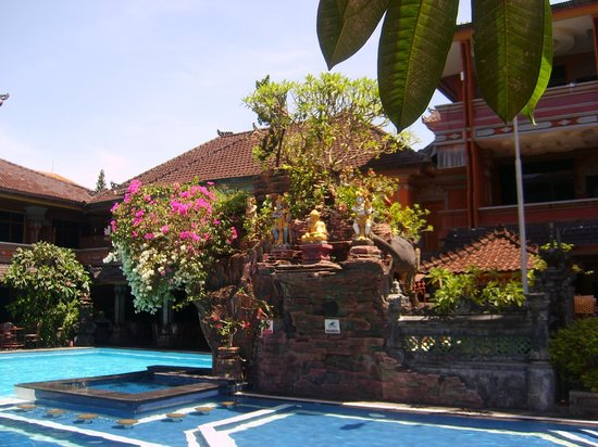 Wina Holiday Villa Hotel: Wina Holiday Villa-Kuta Bali