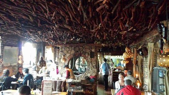 Tapanco: Vista del Restaurante