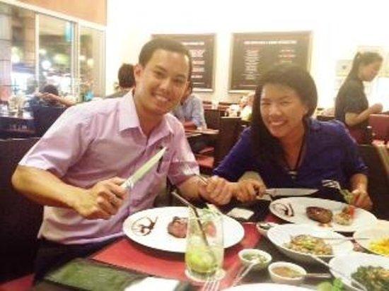 Churrasco Phuket Steakhouse : Enjoy