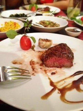 Churrasco Phuket Steakhouse : Yummy... i want more..