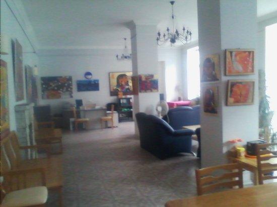 Randhouse Morskaya: Холл