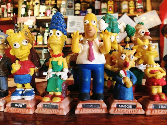 La Tapera: The Simpsons