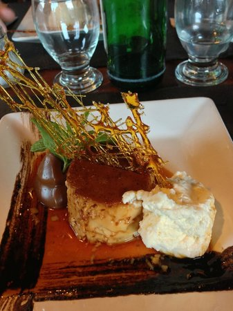 La Tapera: Creme caramel