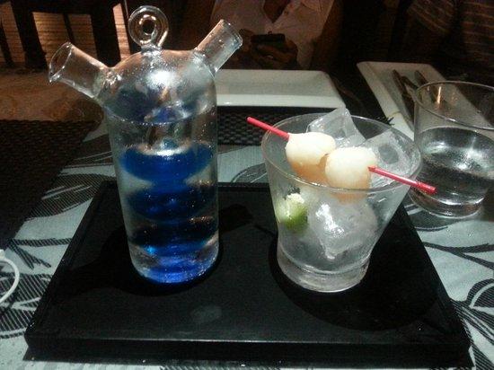7 Adam : Element-7 cocktail (NICEEEEE!)