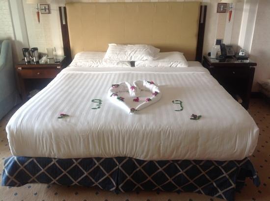 Sensimar Premier Le Reve: a little bedroom art
