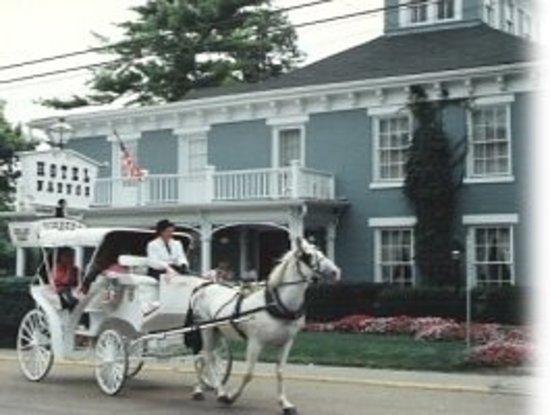 Hotel Nauvoo℠ : Hotel Nauvoo Historic Inn