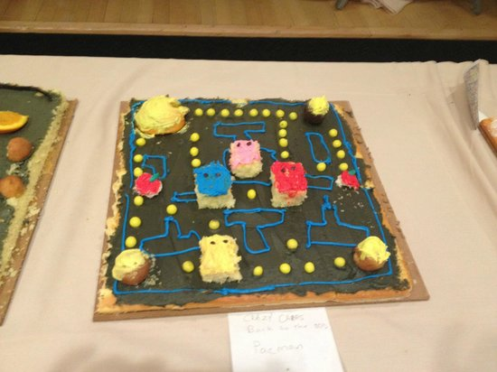 Woodloch Pines Resort : Our cake from You Take The Cake Competition