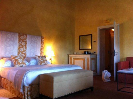 Castello del Nero Boutique Hotel & Spa: Castello del Nero. Camera deluxe