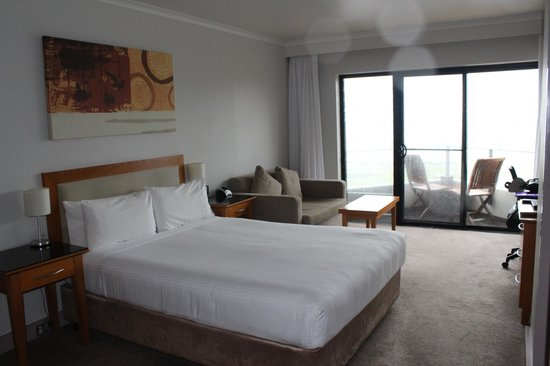 HW Boutique Hotel: the room