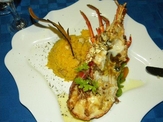 Hotel Playa Cayo Santa Maria : Resto fruit de mer