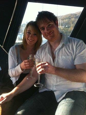 Sailing Dinner Cruises: happy birthday
