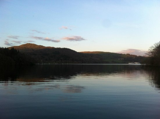 Bowness-on-Windermere, UK: fantastic scenery