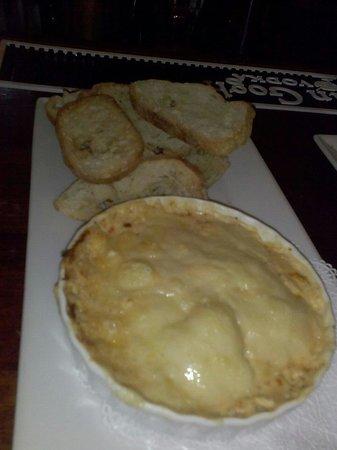 Reynolds Tavern : Crab dip