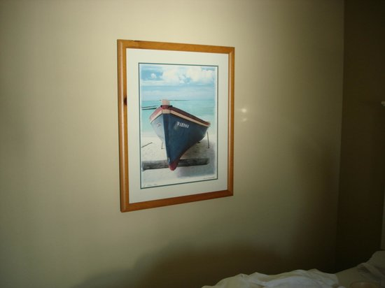 Hampton Inn & Suites Myrtle Beach/Oceanfront: Wall