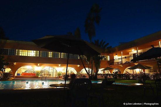 Hotel Chichen Itza: photo: julienlebreton.com