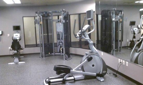 Menominee Casino Resort : Work out room