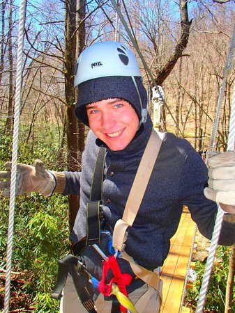 Sky Valley Zip Tours: Ziplining