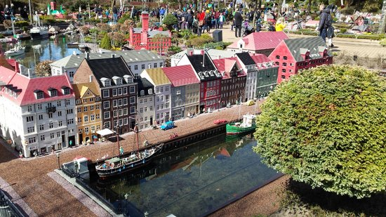 Legoland Billund: Новая Гавань