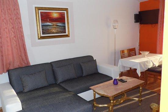 Villa Stil : wohnzimmer