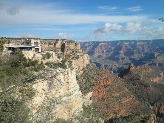 Rim Trail: Lookout Studio