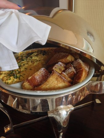 InterContinental Boston : Banquet & Catering In-Suite Breakfast Buffet