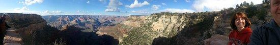 Grand Canyon National Park, Rim Trail.