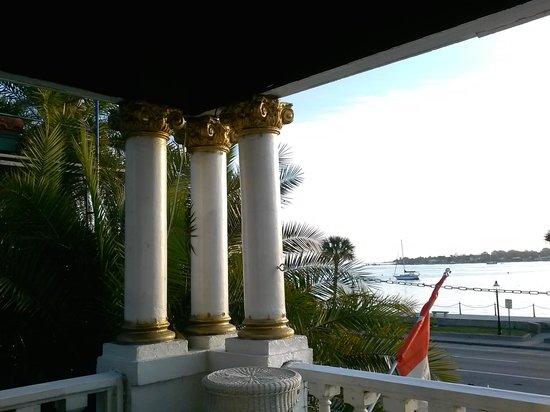Casablanca Inn on the Bay : Beautiful view!