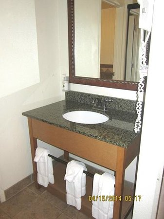 The Oasis at Death Valley (formerly Furnace Creek Resort): Sink Area